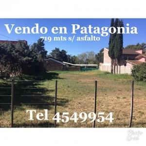 Vendo terreno Patagonia