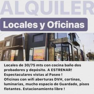 ALQUILER OFICINAS Y LOCALES